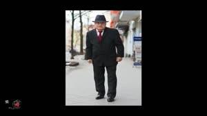 پیر مرد خاص