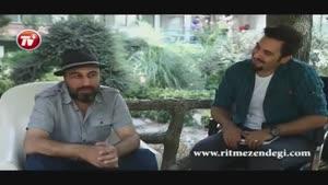 رضا عطاران- رضا گلزار دور من را خالی کرد!