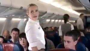 آنونس پرواز- همون کمربنداتونو ببندین خودمونه