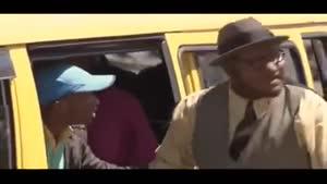 جسدی در تاکسی