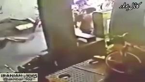 حوادث ناشی از ترکیدن لاستیک