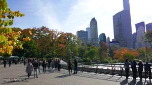 سانترال پارک نیویورک ۴k