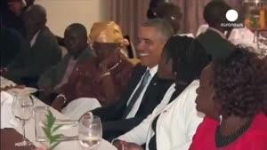 سفر اوباما به کنیا و دیدار از خواهر ناتنی اش