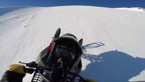 اسکی روی ارتفاعات - ۴K
