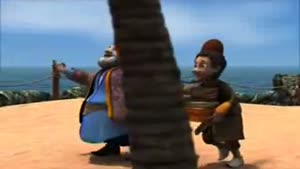 انیمیشن حکایات سعدی قدر عافیت
