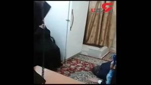 شفا گرفتن دختر نابینای عراقی از امام رضا