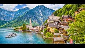سوئیس بهشت زمینی با کیفیت  4k