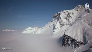 تایم لپس منطقه Zillertalدر اتریش ۴k