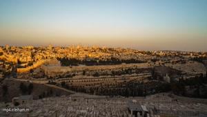 گذر زمان از اسرائیل ۴K