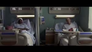 فیلم زیبای منظره پشت پنجره