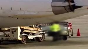 دستبرد به چمدانهای مسافران در فرودگاه امام خمینى توسط کارمندان فرودگاه!
