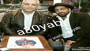 جشن تولد مهران مدیری با حضور بازیگران و هنرمندان
