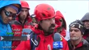 هفتمین روز حادثه سقوط هواپیمای تهران - یاسوج