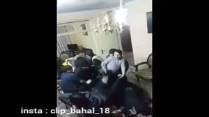 ایرانی ها در مترو!!!!!