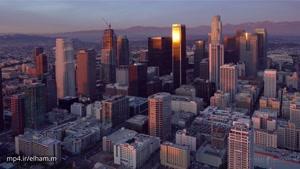 شهر رویایی لس آنجلس - ۴k