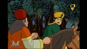 انیمیشن حکایتهای بوستان و گلستان سعدی - خر گرفتن حاکم