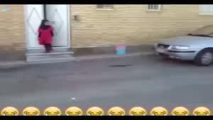 دزدی در تهران !!