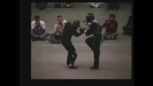 فیلمی از مبارزه بروسلی که به تازگی منتشر شده