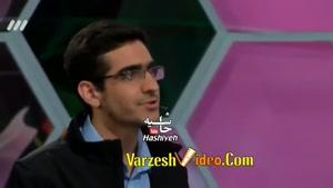 عادل فردوسی پور از اطلاعات برنده مسابقه گزارشگر برتر شوکه شد