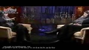 سوال جالب آزاده نامداری از شهره سلطانی/بازیگر زنی که مجوز برگزاری کنسرت را دارد