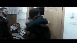 خداحافظی کردن ایرانی ها !!!