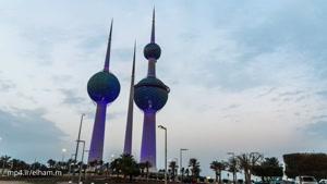 تایم لپس تماشایی از کویت ۴k