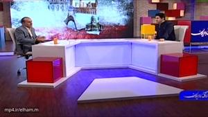 حضور میهمان ناخوانده در پخش زنده شبکه سه امروز