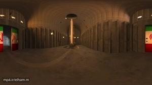 ۳۶۰ درجه - موشک های زیرزمینی ایران