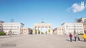یک روز در برلین ۴k