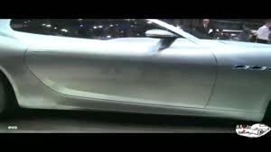 معرفی خودروی جدید مازراتی