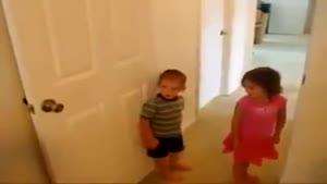 اینم از بچه های امروزی