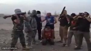 حمله و به قتل رساندن یک نفر در اصفهان توسط داعش