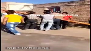 حادثهای تلخ در یک جشن عروسی در شهر بافت کرمان 🔞