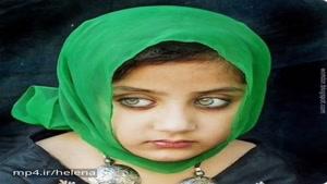 دختر افغانستانی با زیباترین چشمان در جهان