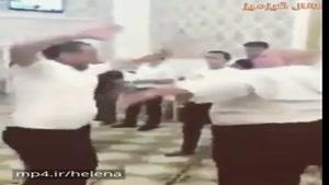 رقص زیبای آذری مرد ۲۰۰ کیلویی😳 با این وزنش چه میرقصه..😄👌