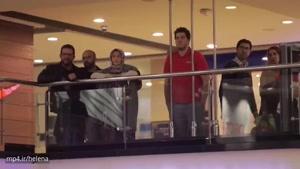 سورپرايز ويژه سان استار در پالاديوم با حضور گامنو