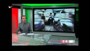 افزایش آمار خشونت و ضرب وشتم در ایران
