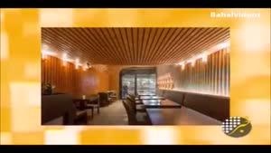معروف شدن معمار ایرانی با طراحی کافه ی ایرانی