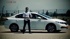 خصوصیات خودروی هوندا سیویک