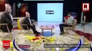 درگیری لفظی شدید بین اکبر عبدی و مهران مدیری