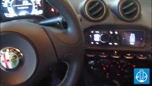 مشخصات خودروی آلفا رومئو 4C 2015