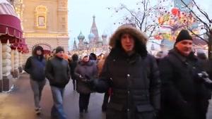 فارسی صحبت کردن جوانان روس در کریسمس