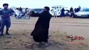 بچه های بلوچستان خودمون از هندی ها هم بهتر میرقصن 😁😂