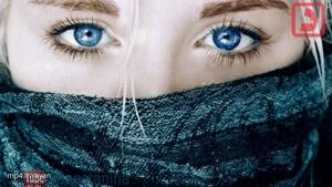 آبی شدن رنگ چشم برای همیشه