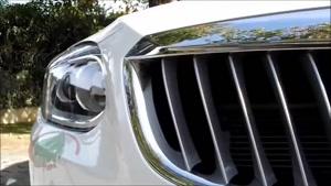 خصوصیات خودروی برليانس شاسي بلند V5