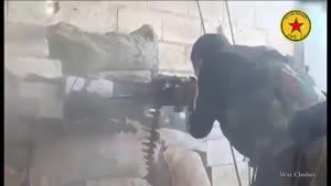 ایرانی هایی که داوطلبانه به جنگ داعش میروند