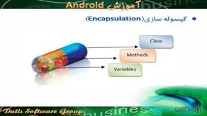 آموزش android - آشنایی با سه اصل oop