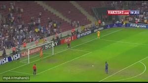 ۱۰پنالتی خارق العاده تاریخ فوتبال