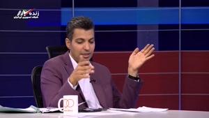 مصاحبه عادل فردوسی پور با علیرضا جهانبخش در برنامه نود