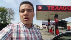 آموزش بنزین زدن به ماشین
